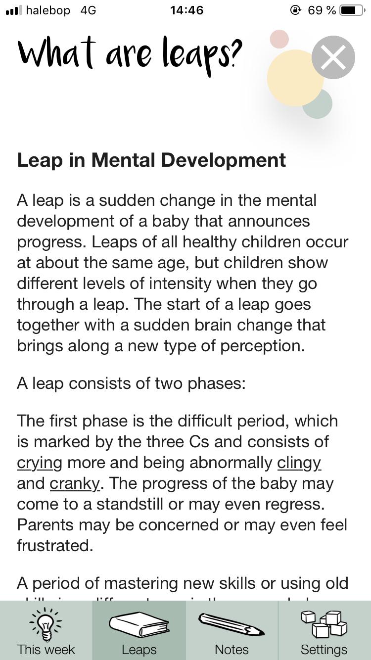 Hur jag håller koll på mitt barns utvecklingssteg