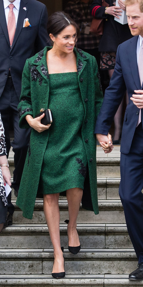 This weeks best dressed list features Lupita Nyong'o, Meghan Markle, Victoria Beckham, Keira Knightley and Chrissy Metz