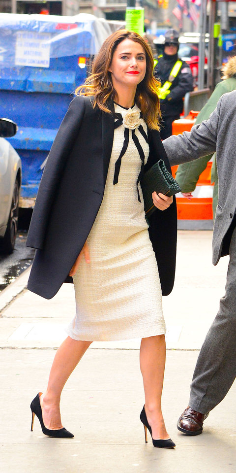 This weeks best dressed list features Victoria Beckham, Duckie Toth, Ashley Graham, Chanel Man, Keri Russell and