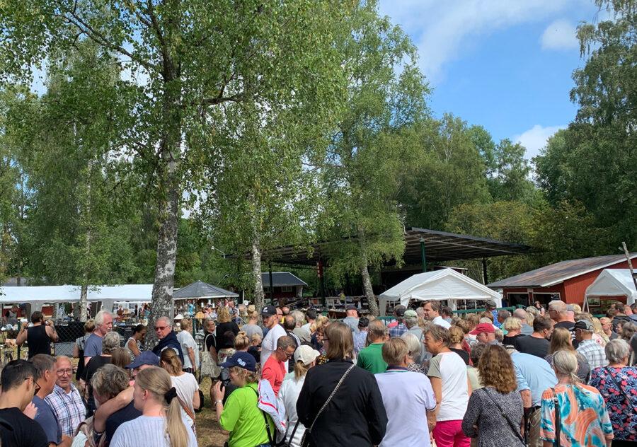 Sveriges största loppis på Gnistan - Listerby IK