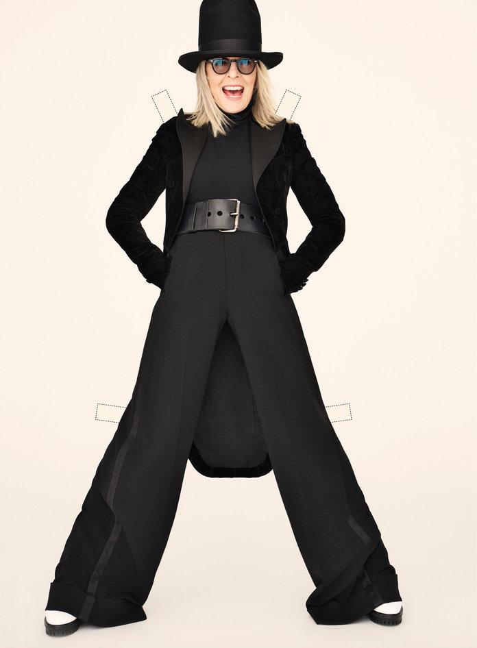 This weeks best dressed list features Celine Dion, Diane Keaton, Gabrielle Union,EMILY RATAJKOWSKI, Karolina Korkova and Dua Lipa