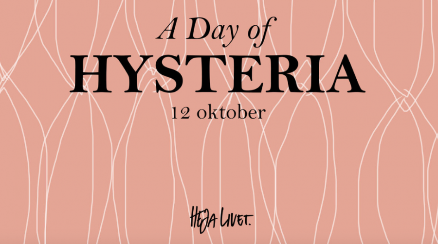 A day of hysteria
