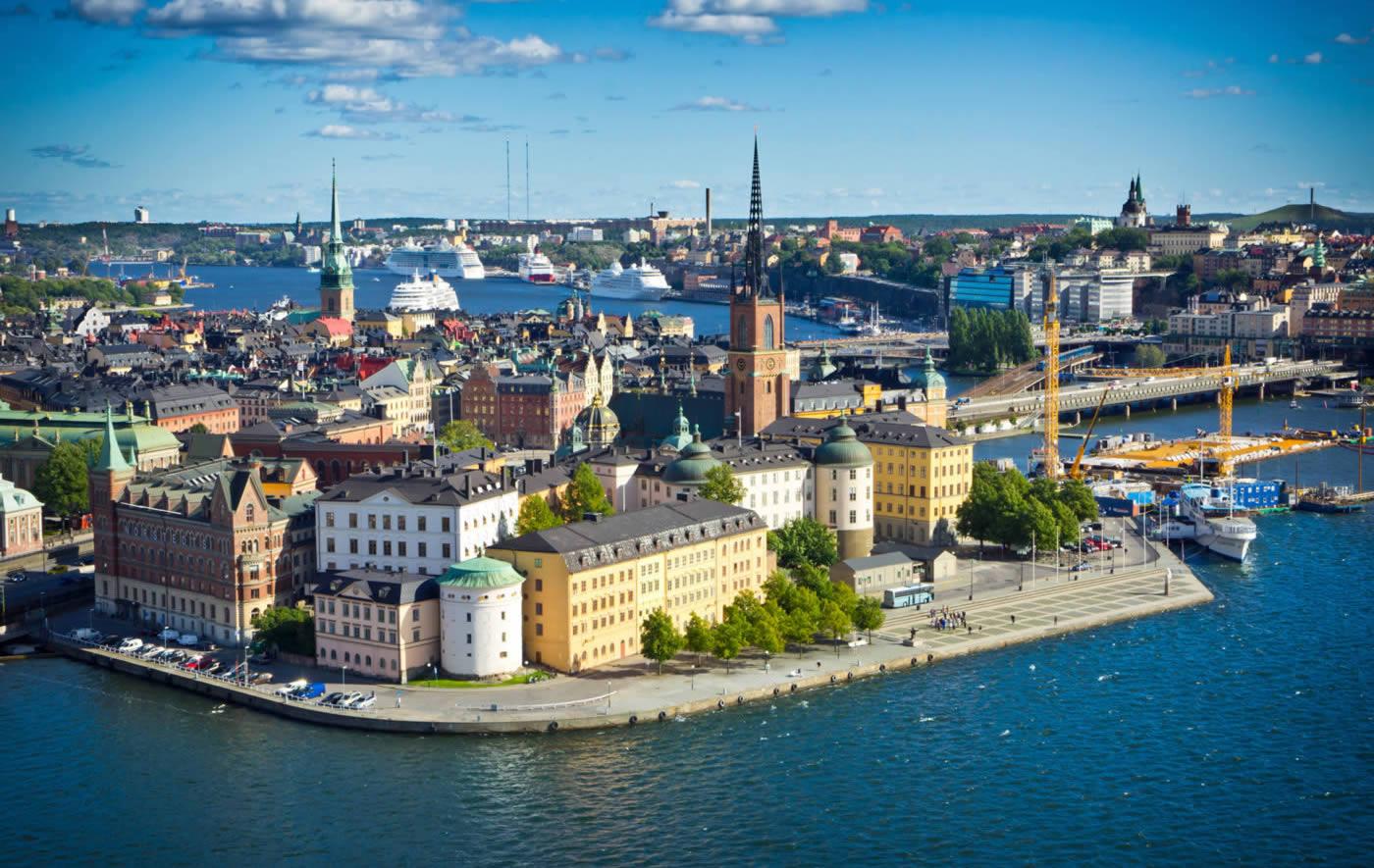 Så reagerar Stockholm på Corona